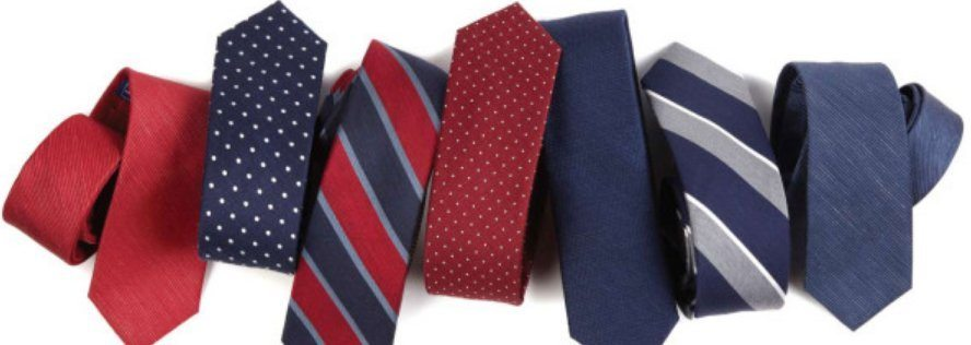 Have Your Ties Dry Cleaned the Right Way